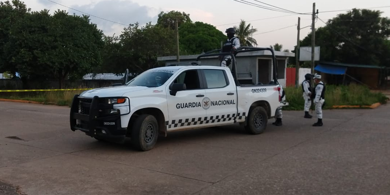 Crece inseguridad en zona norte del Istmo | El Imparcial de Oaxaca