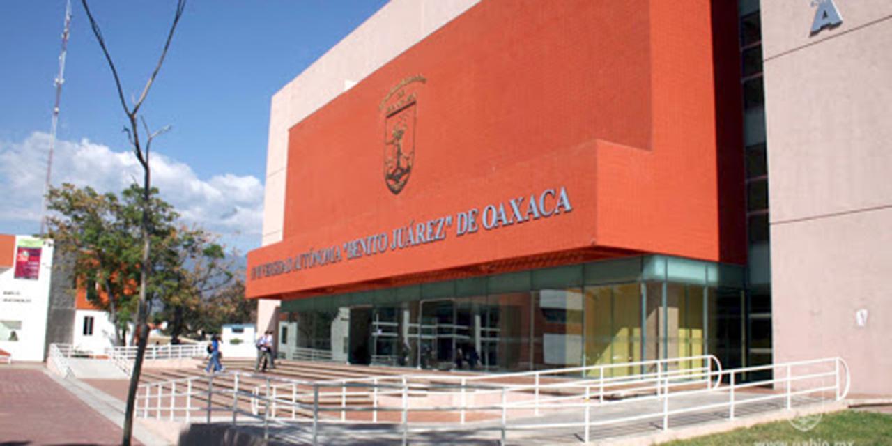 Bautista se queda como rector interino de la UABJO   El Imparcial de Oaxaca