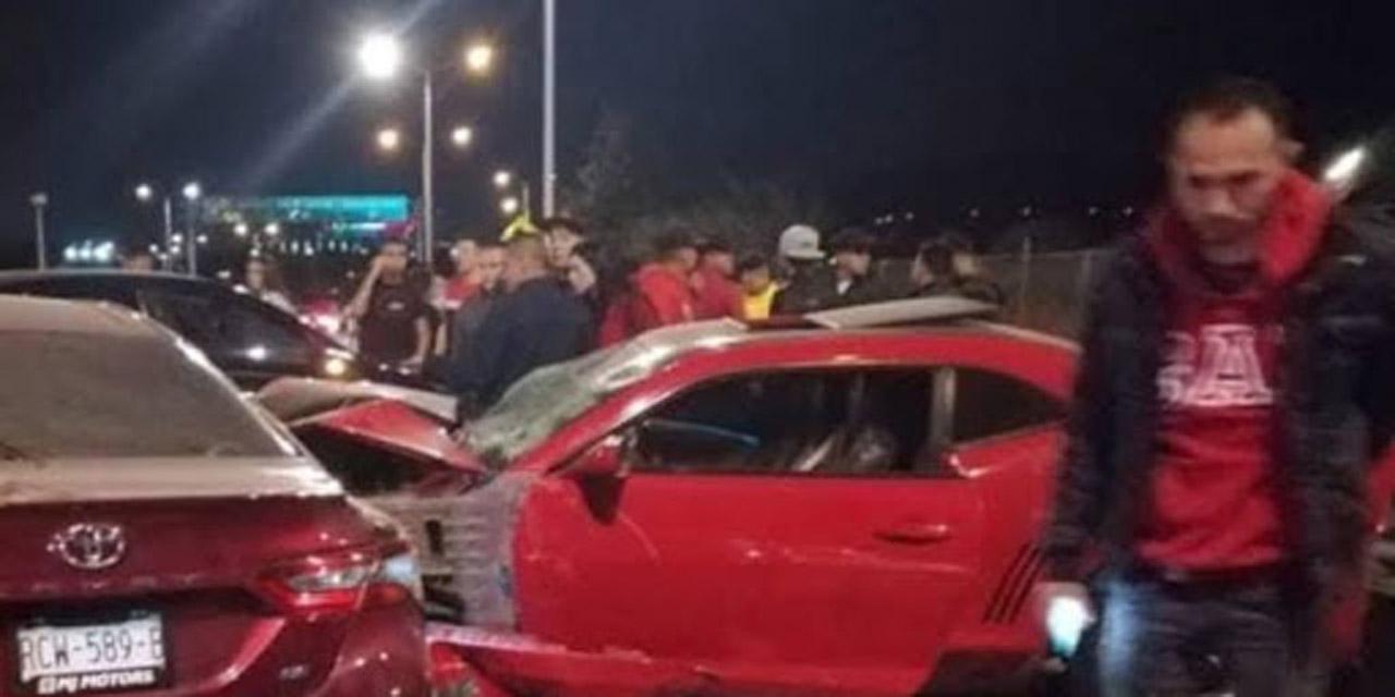 #LadyCamaro sale bajo fianza acusada de atropellar a 12 personas | El Imparcial de Oaxaca