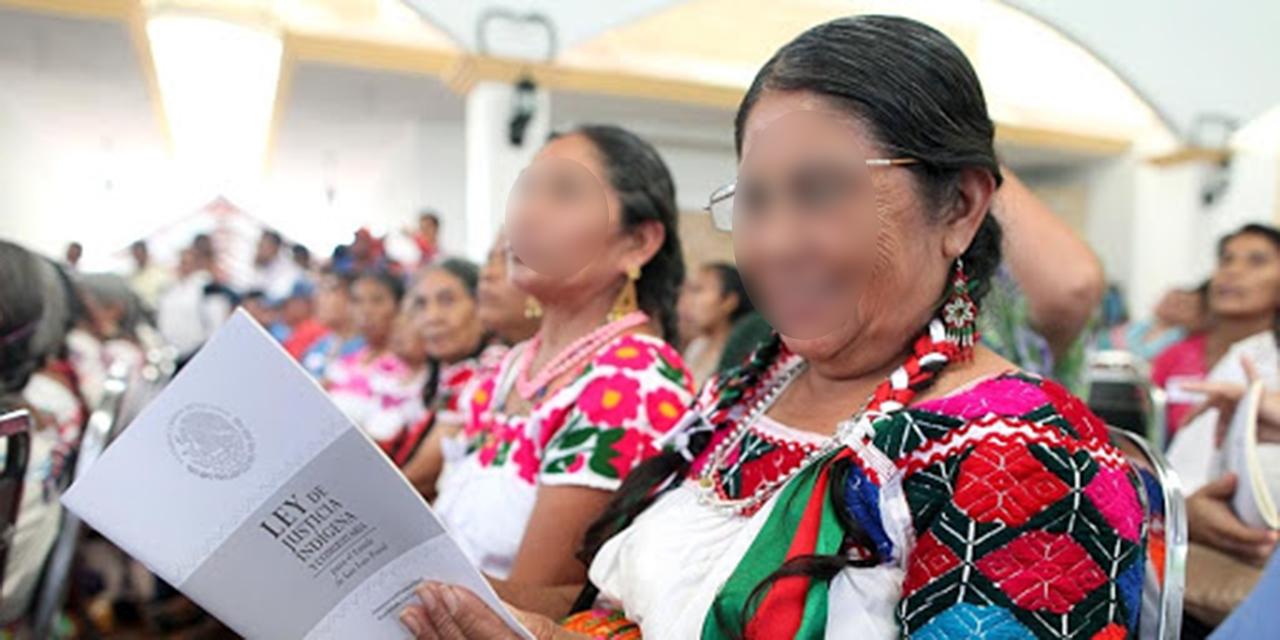 Pendiente elecciones por Sistemas Normativos   El Imparcial de Oaxaca