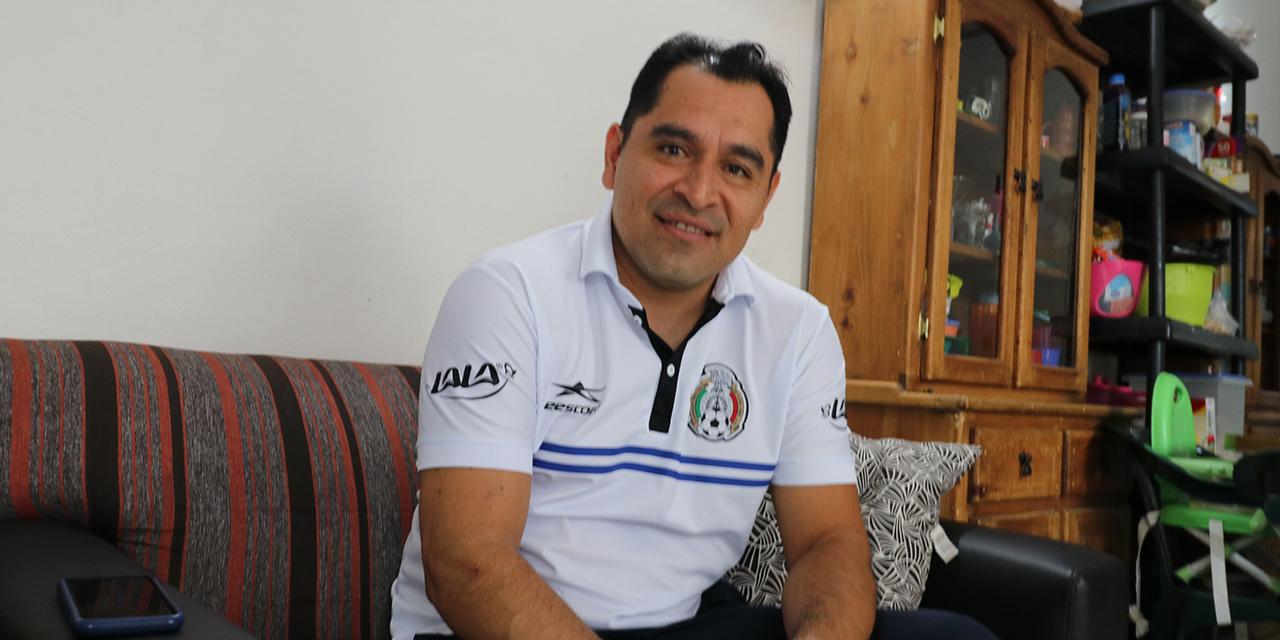 Igor Itzvan Flores quiere poner a Oaxaca en alto | El Imparcial de Oaxaca
