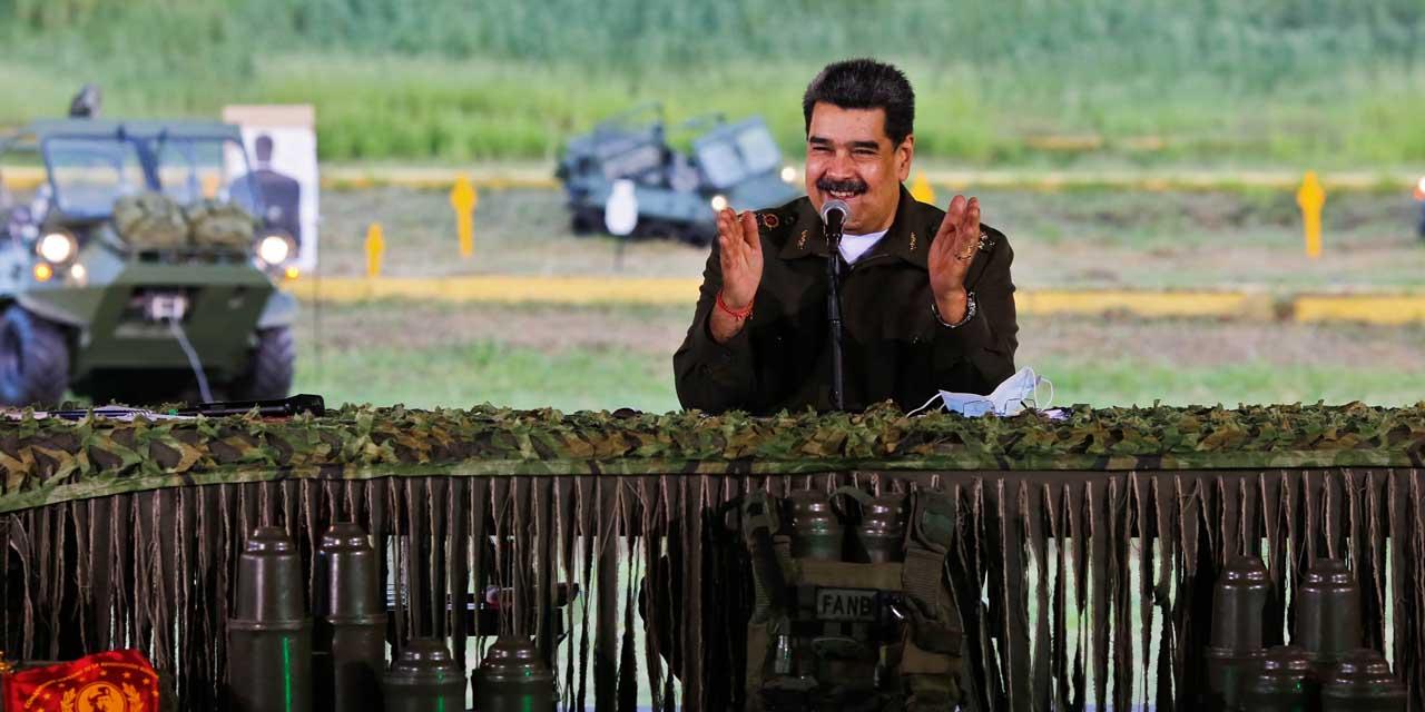 Nicolás Maduro anuncia que Venezuela creó una medicina que anula al 100% la Covid-19 | El Imparcial de Oaxaca
