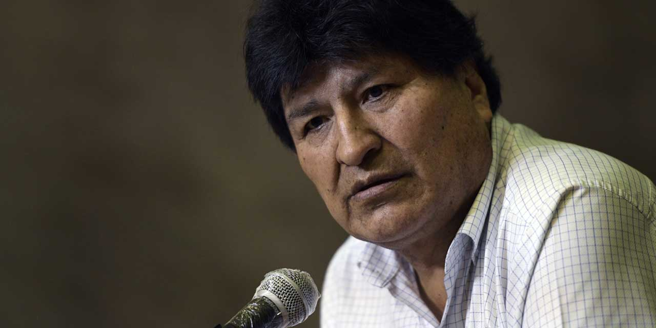 Bolivia anula orden de arresto contra Evo Morales | El Imparcial de Oaxaca