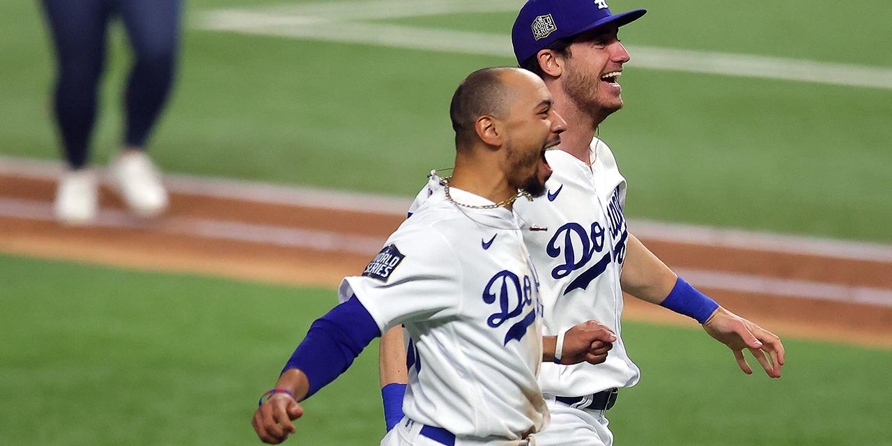 Los Dodgers de Los Ángeles ganan su séptimo título de la Serie Mundial   El Imparcial de Oaxaca