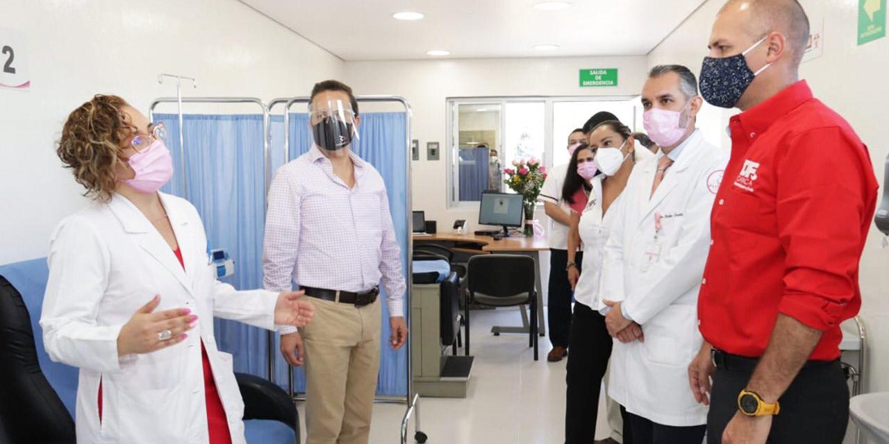 FUCAM Oaxaca atiende 225 casos de cáncer de mama