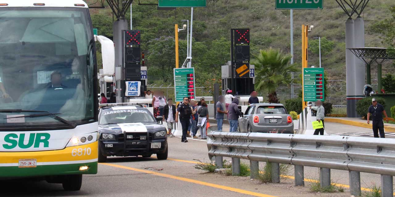 """Huachicol carretero"", abuso arraigado en Oaxaca"