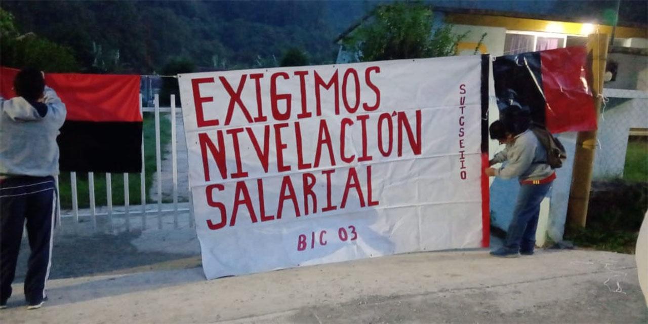 Estalla huelga en siete bachilleratos integrales de Oaxaca   El Imparcial de Oaxaca