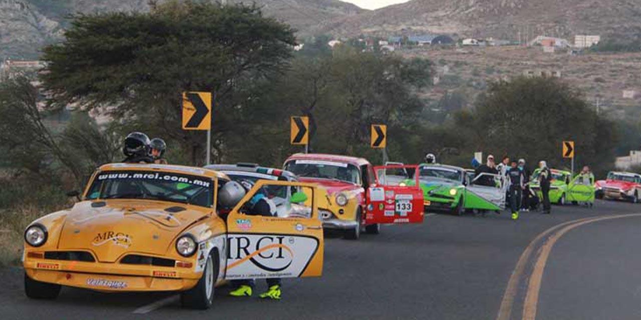 Carrera Panamericana deja derrama de 14 mdp en Oaxaca   El Imparcial de Oaxaca