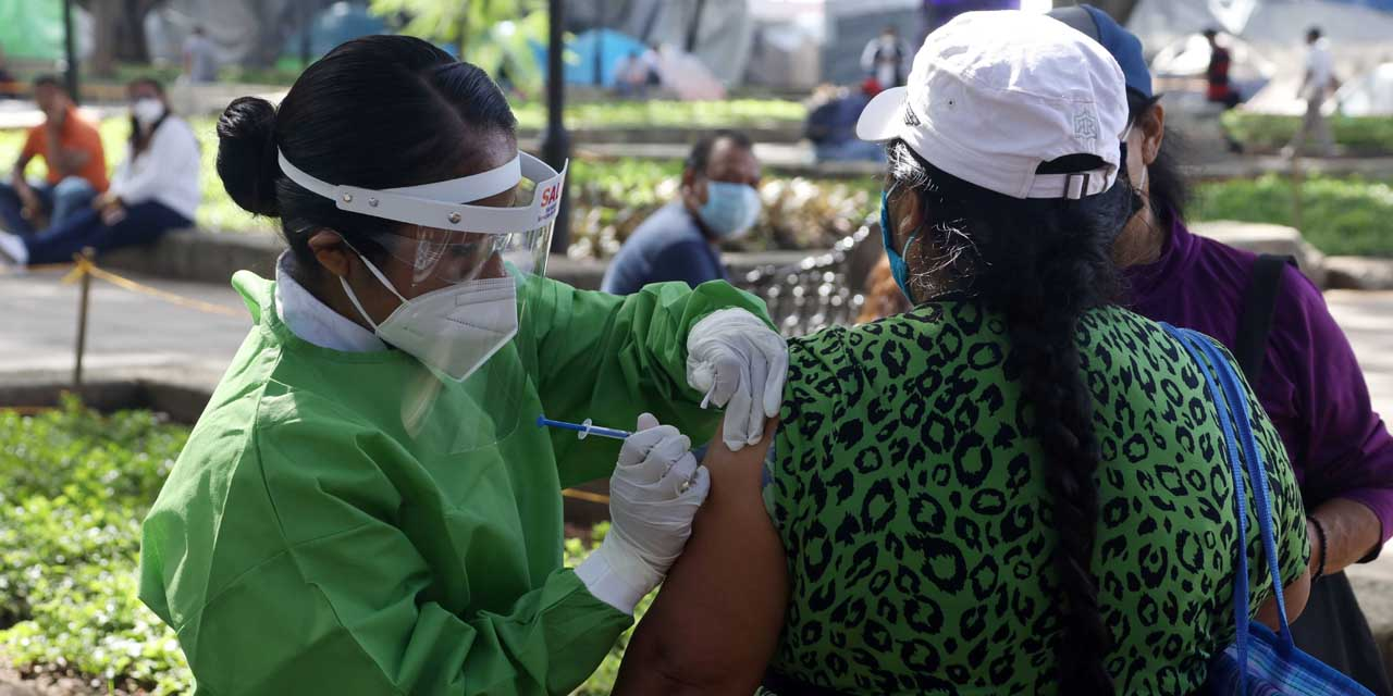Llegan 234 mil dosis contra la influenza | El Imparcial de Oaxaca