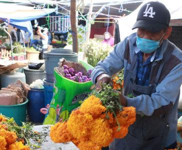 Piden evitar aumento de contagios en Oaxaca por Muertos