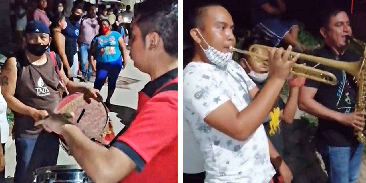 Detienen a un maestro por organizar calenda en Huamelula | El Imparcial de Oaxaca