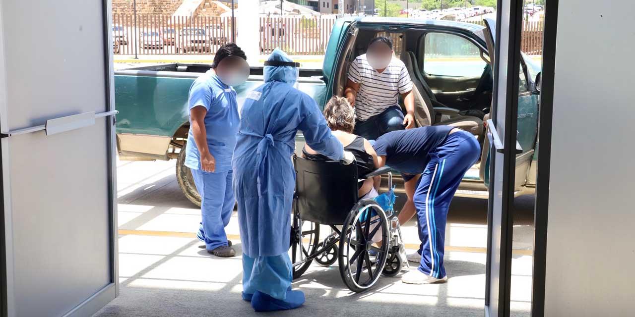 Unidades médicas a punto del colapso; SNTSA denuncia falta de insumos | El Imparcial de Oaxaca