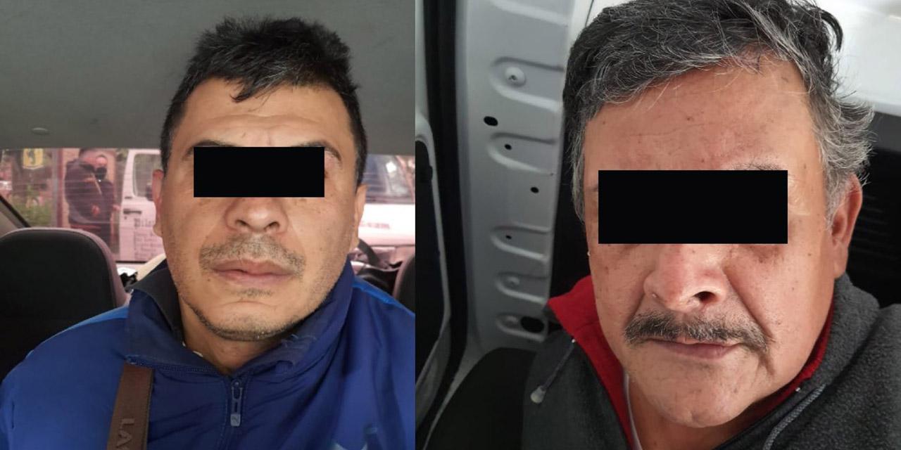 Capturan a dos implicados en robo de medicamentos para tratar cáncer | El Imparcial de Oaxaca