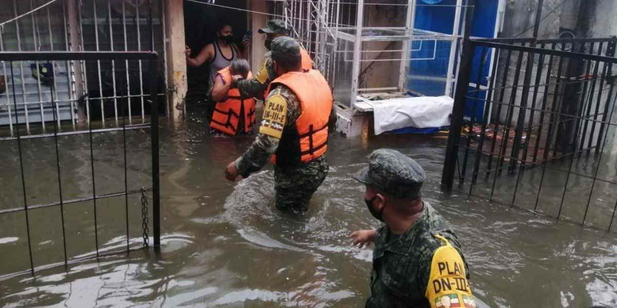 Alerta en Chiapas, Tabasco y Veracruz donde continuarán las fuertes lluvias | El Imparcial de Oaxaca