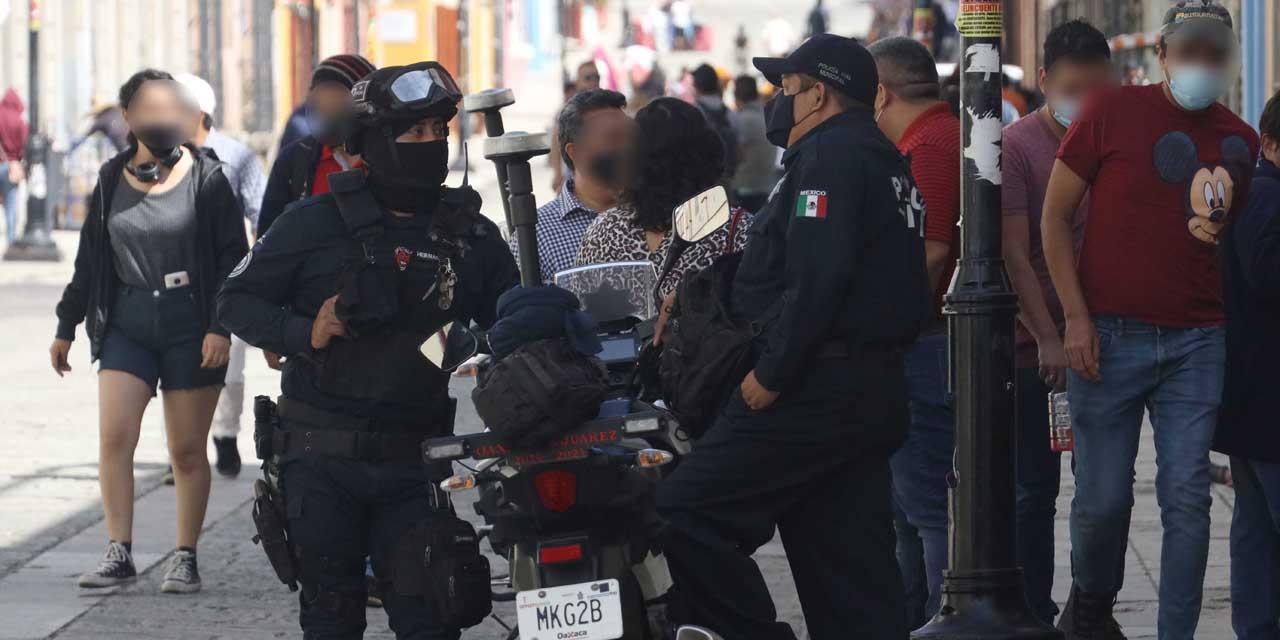 Robo a transeúnte, principal delito en Oaxaca   El Imparcial de Oaxaca