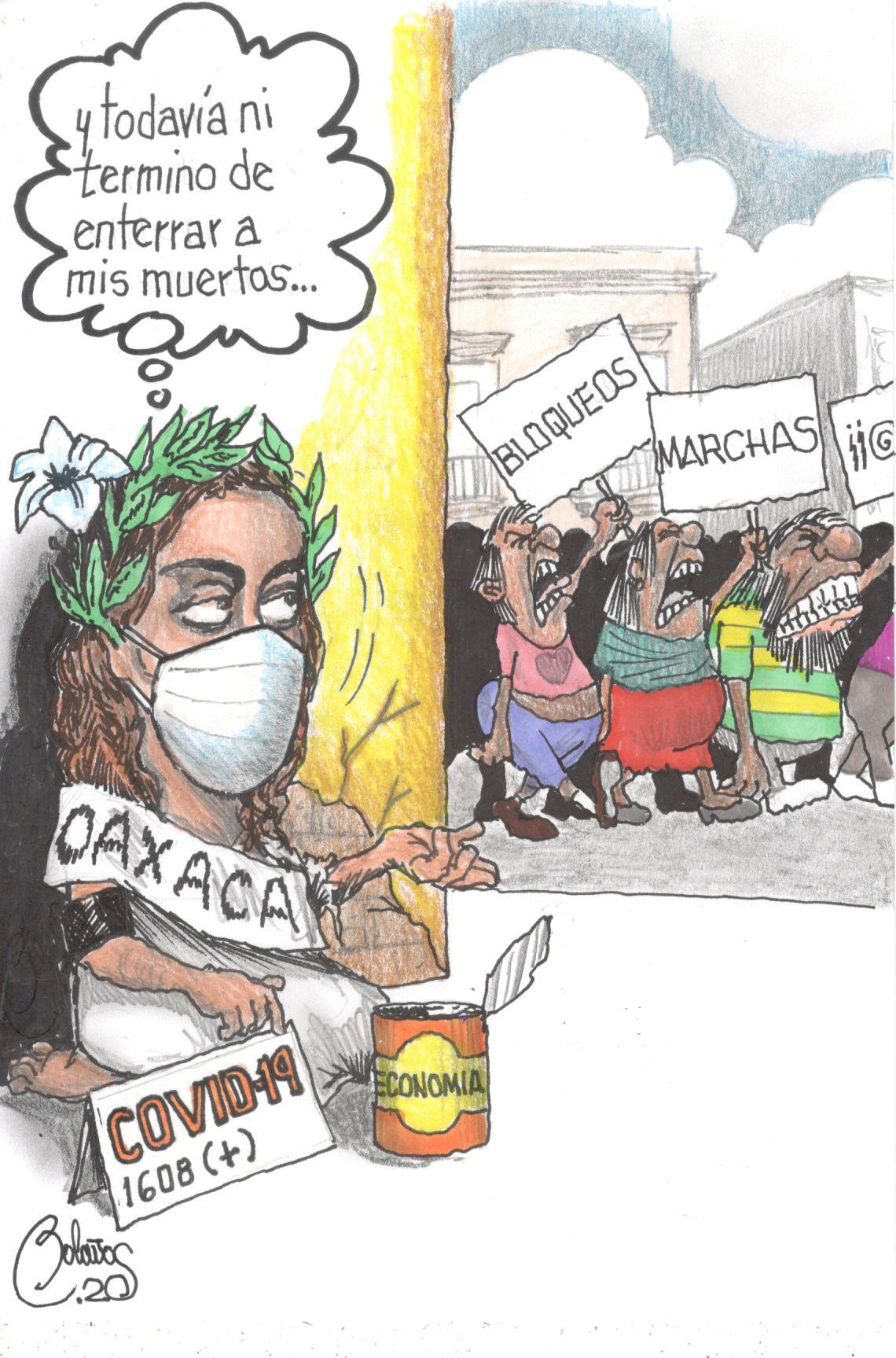 281020 | El Imparcial de Oaxaca