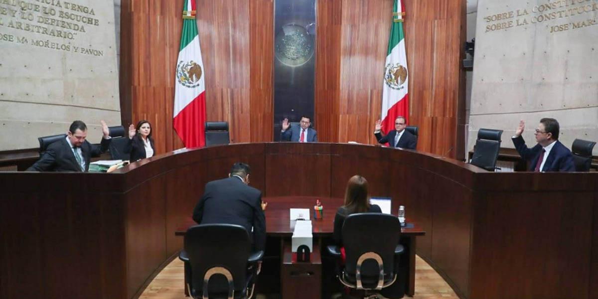 Suspende TEPJF sesión sobre caso Morena | El Imparcial de Oaxaca