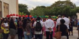 Realizan proselitismo en Salina Cruz en plena pandemia