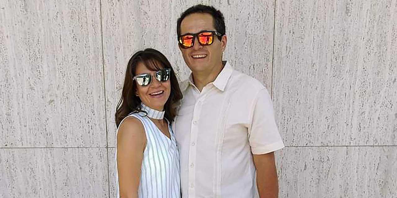 ¡Evelyn e Iñig celebran su unión!