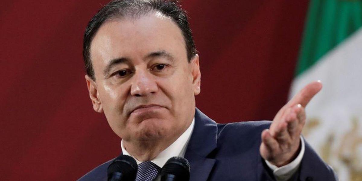 Renuncia Durazo a la Secretaría de Seguridad; va por gubernatura de Sonora | El Imparcial de Oaxaca