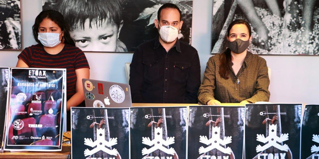 Lanzan 1era llamada para Encuentro Teatral Oaxaca