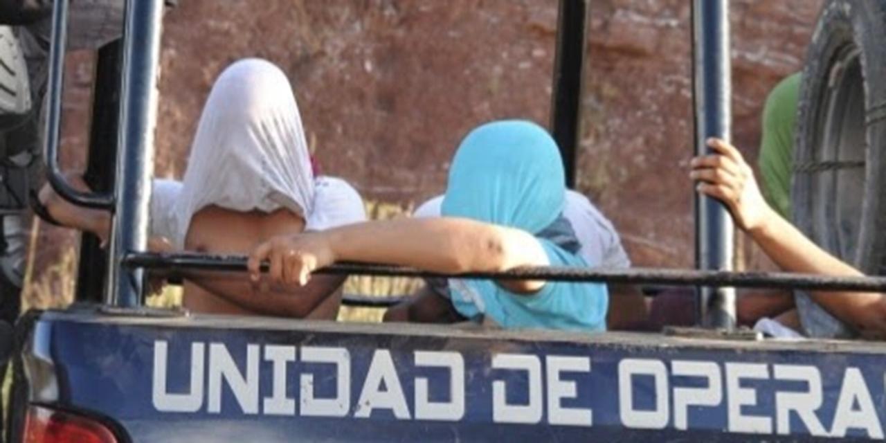 Detienen a dos hombres en Pinotepa Nacional por secuestro y homicidio   El Imparcial de Oaxaca