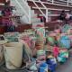 Registran bajas ventas en plaza de Día de Muertos en Cuicatlán