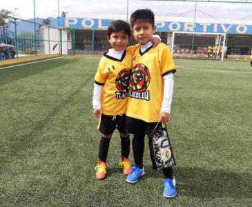 Coralillos trabajan a favor del deporte en Tlacolula
