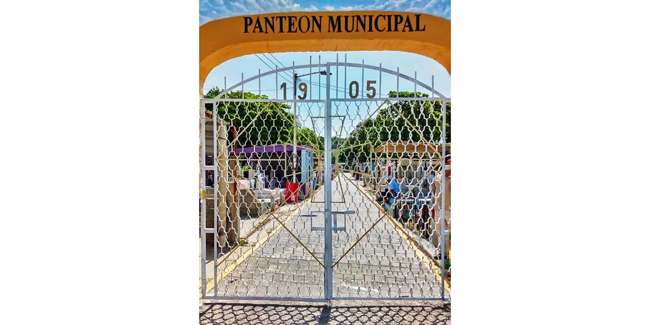 Cierre de panteón de Salina Cruz causa inconformidad en la población | El Imparcial de Oaxaca