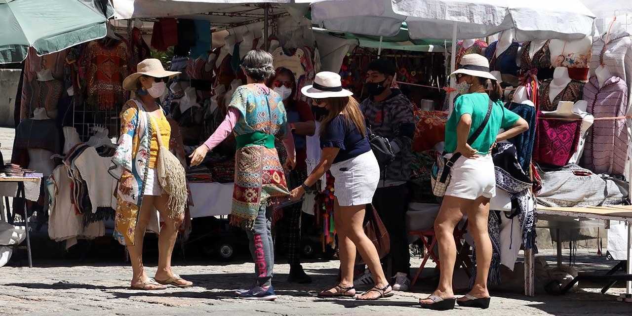 Se duplican contagios de Covid-19 en las semanas naranja | El Imparcial de Oaxaca