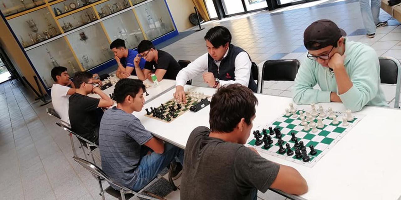 Alistan batalla mental con torneo de ajedrez | El Imparcial de Oaxaca