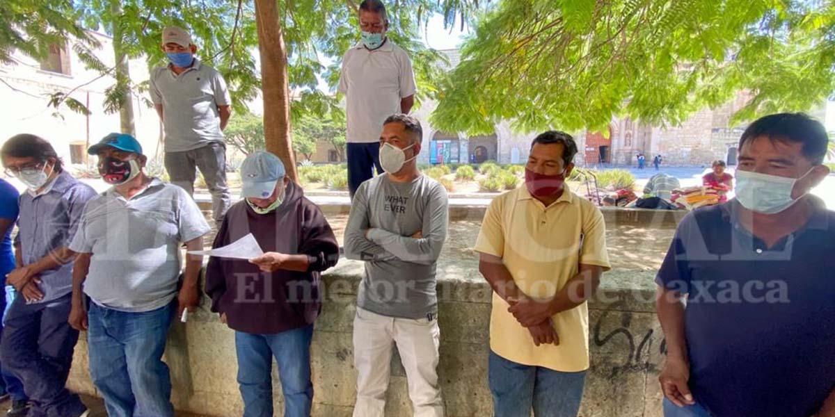 Autoridades del valle de Ocotlán rechazan la minería | El Imparcial de Oaxaca