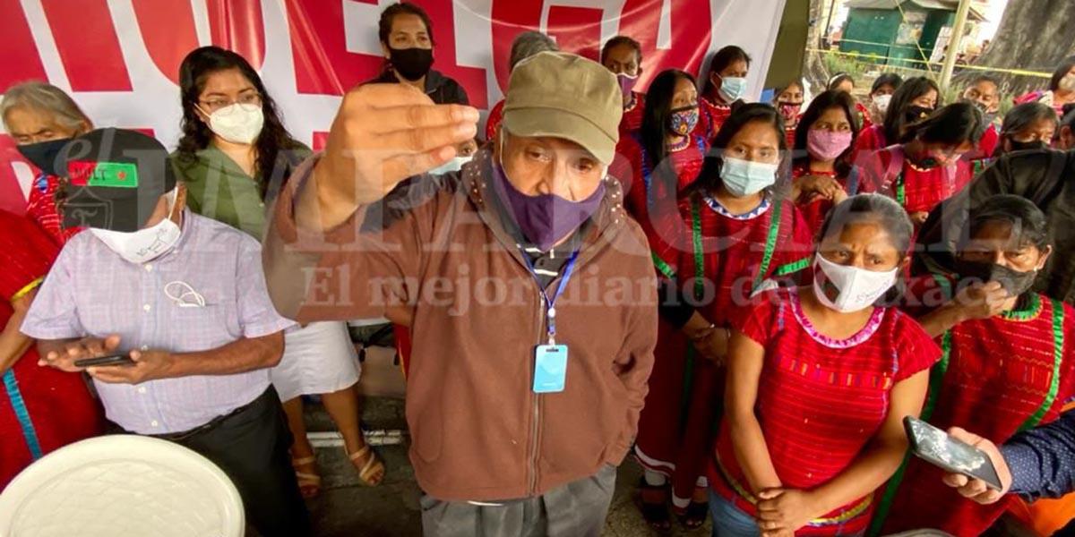 Trasladará MULT protestas a Ciudad de México