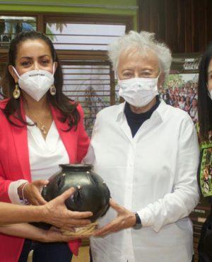 Apoyan a Fondo Guadalupe Musalem a lograr la meta