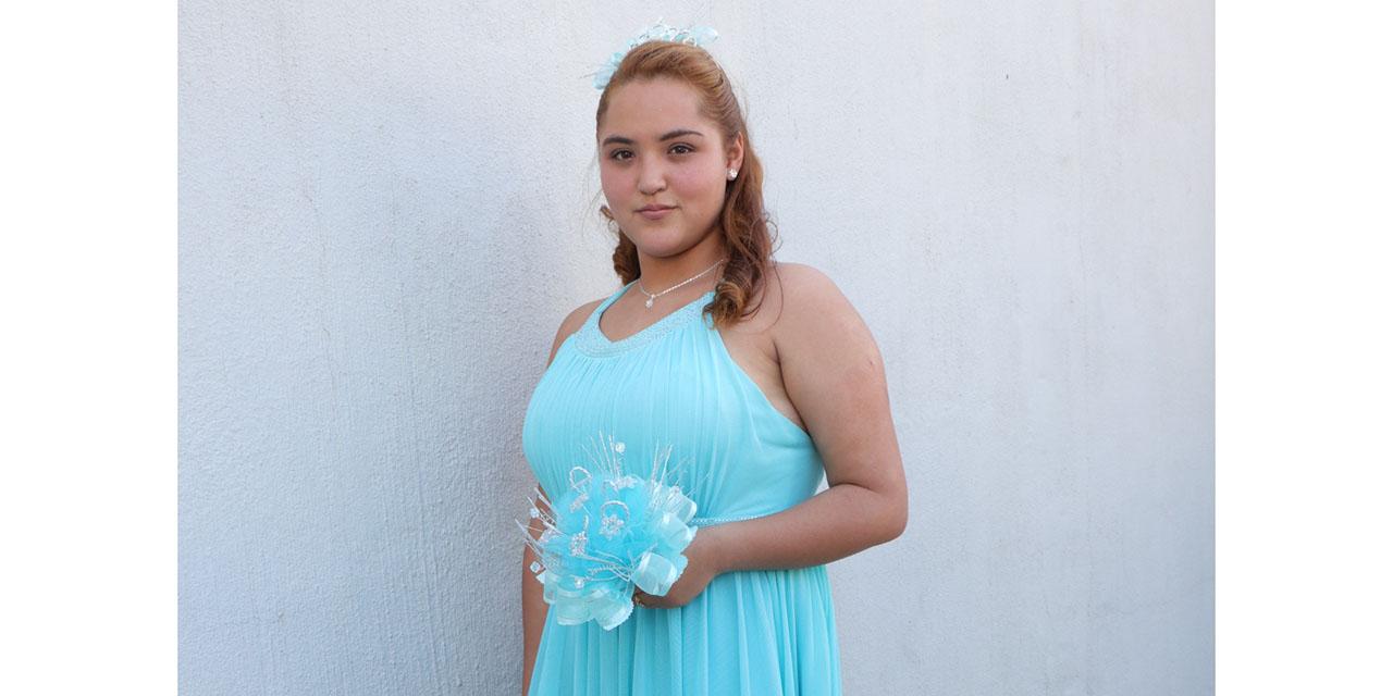 ¡Día de ensueño para Evelyn! | El Imparcial de Oaxaca