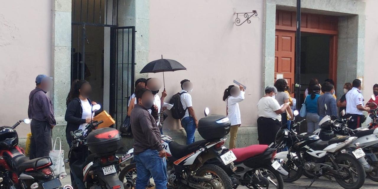Ignoran oaxaqueños semáforo naranja | El Imparcial de Oaxaca