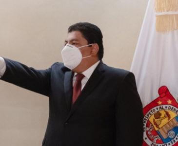 Francisco García López asume titularidad de Segego