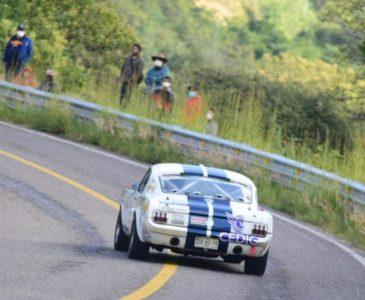 Cumple El Cuerudo en Carrera Panamericana
