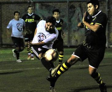 Fumicity gana desde el manchón de penal en Liga Río 7
