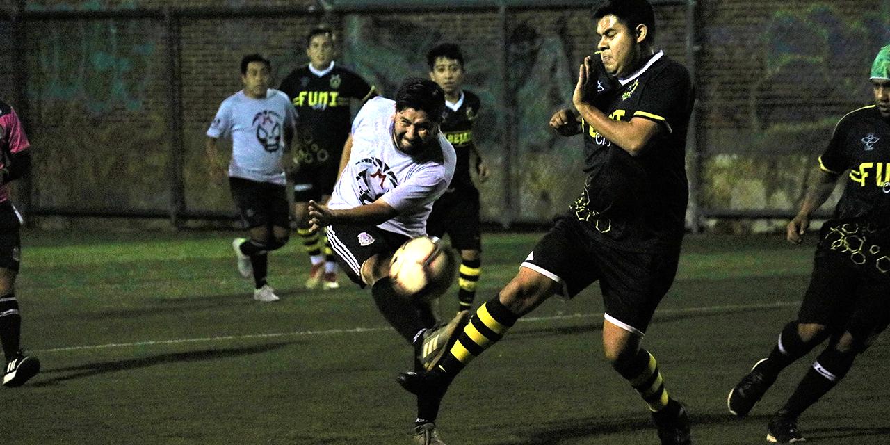 Fumicity gana desde el manchón de penal en Liga Río 7 | El Imparcial de Oaxaca