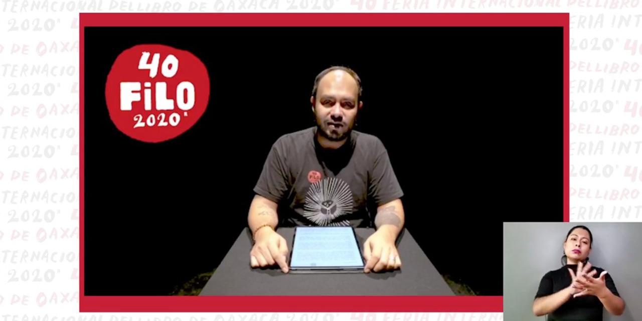 Arranca FILO 40 desde la virtualidad