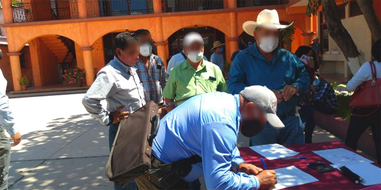 Toma del INPI pone en riesgo gestiones en comunidades mixtecas