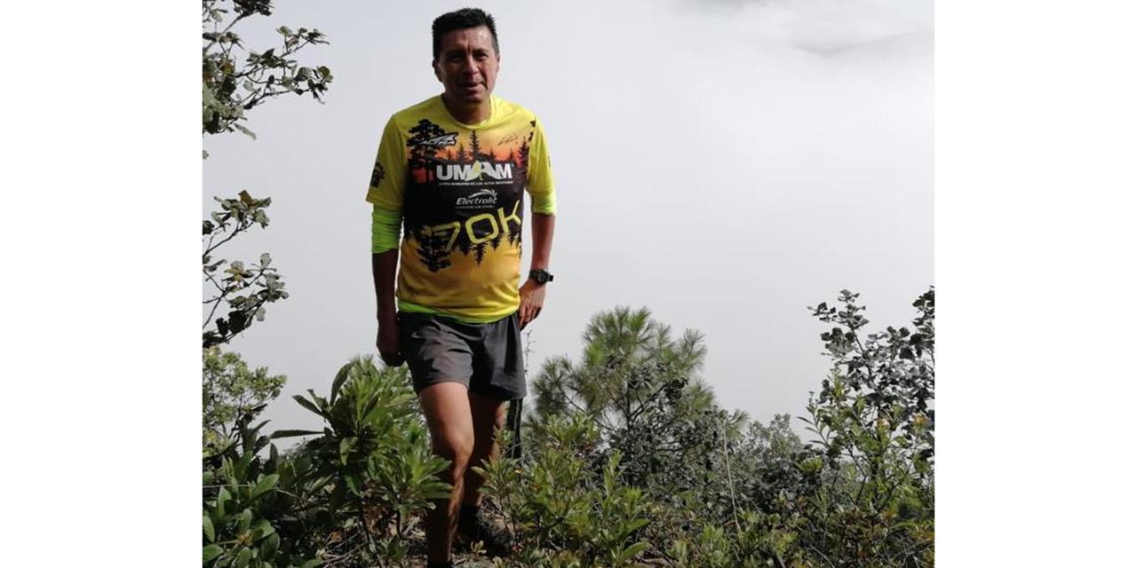 Oaxaqueños al Ultra Trail Oso Negro 2021