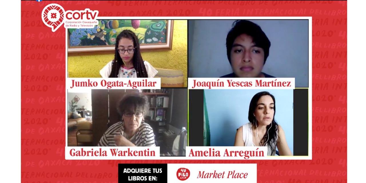 Juventud y activismo, diálogo desde la FILO | El Imparcial de Oaxaca