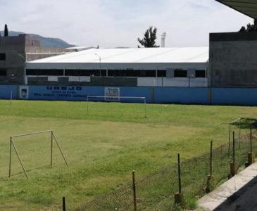 Estadio Manuel Cabrera Carrasquedo se renueva durante pandemia