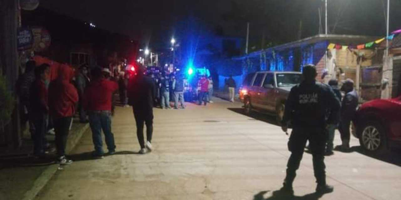 Policía detiene festejo de San Judas en Viguera | El Imparcial de Oaxaca