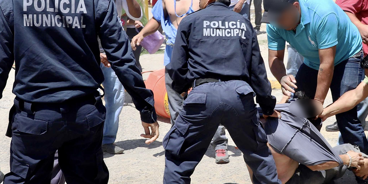 Aumentan denuncias por abusos policiacos en Oaxaca   El Imparcial de Oaxaca