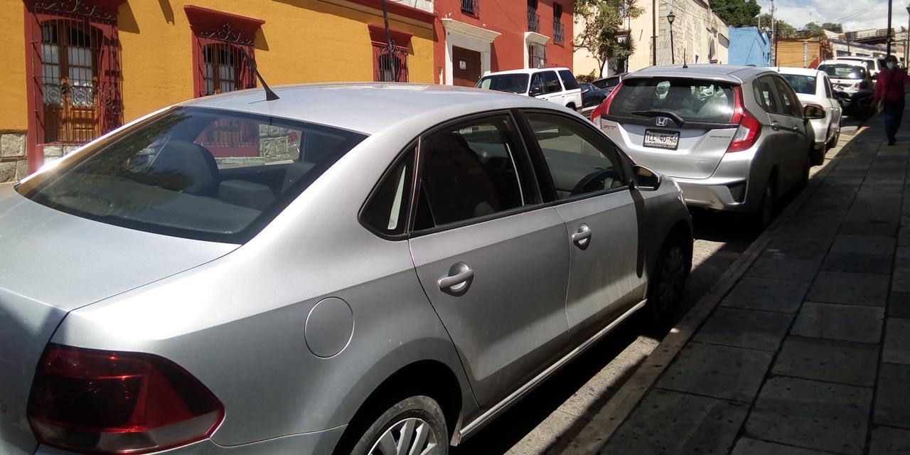 Retomarán proyecto de parquímetros en Oaxaca   El Imparcial de Oaxaca