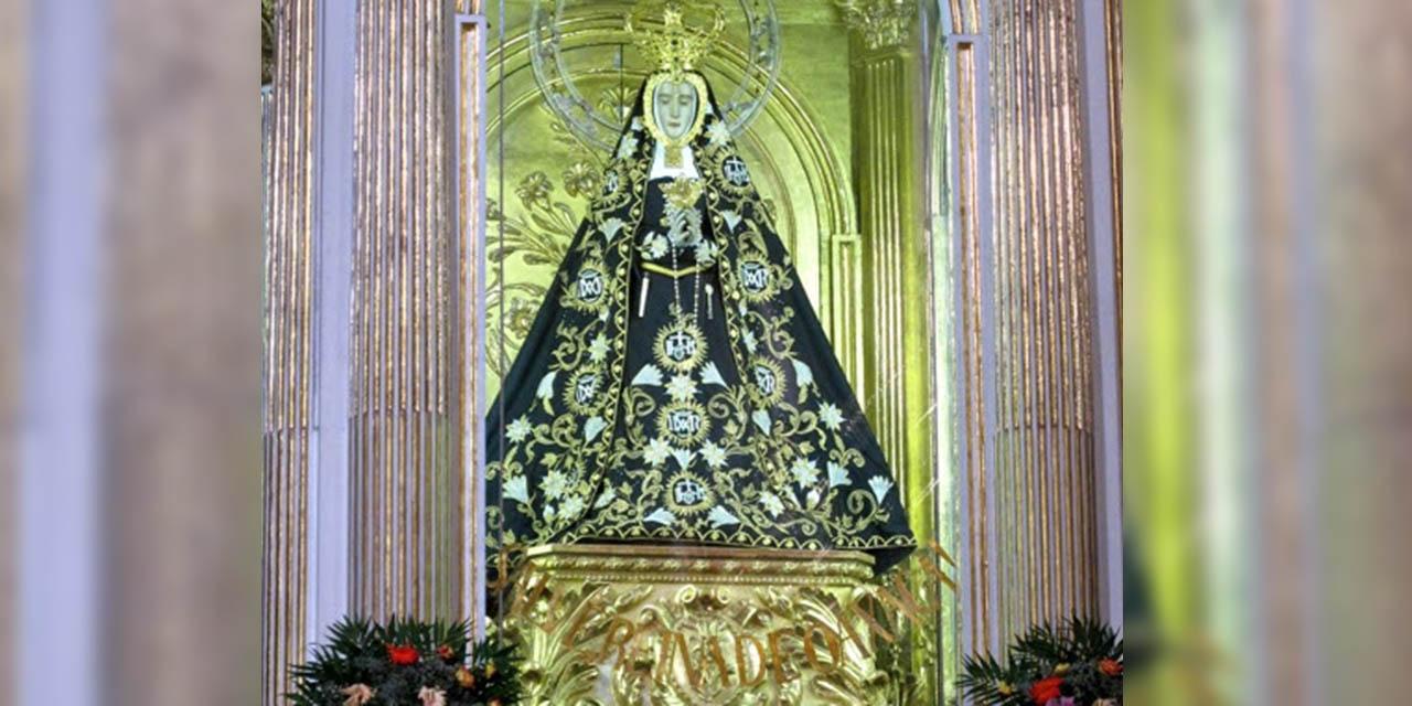 Alarga Papa Jubileo de la virgen de La Soledad   El Imparcial de Oaxaca