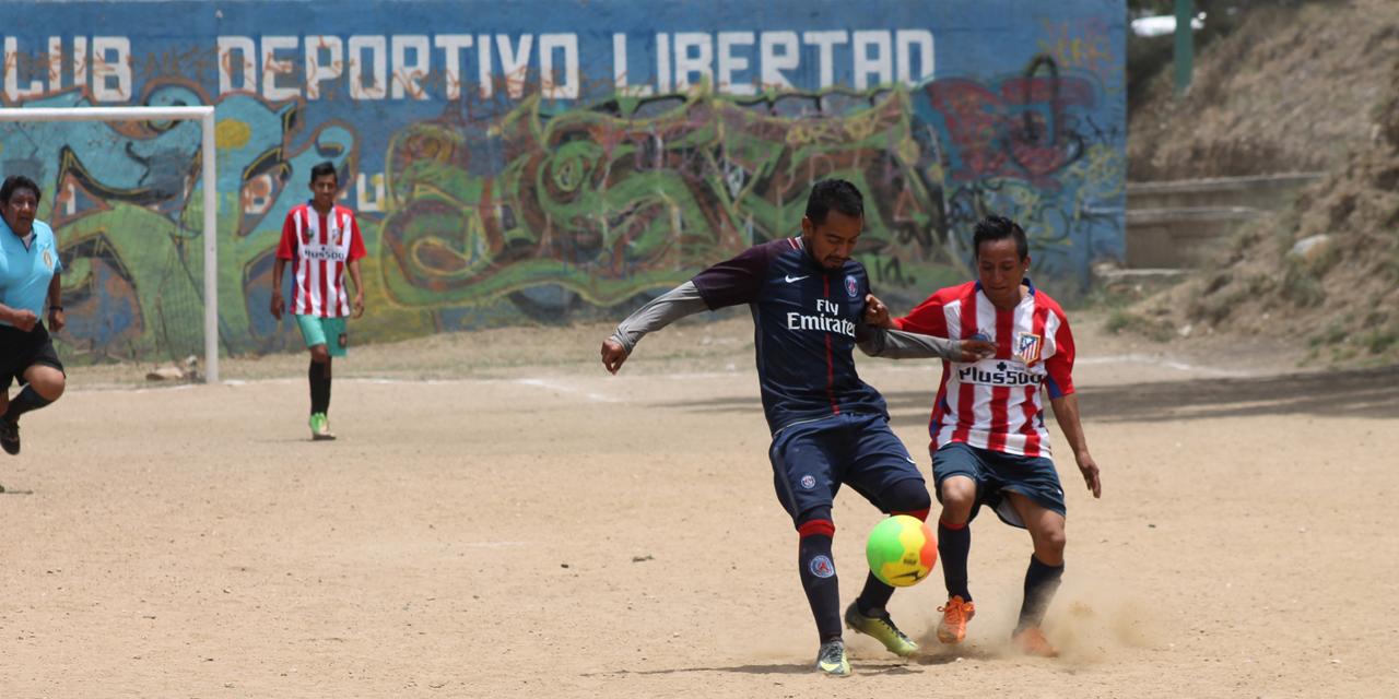 Alistan larga jornada de la Liga Libertad   El Imparcial de Oaxaca